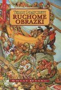 Ruchome obrazki Terry Pratchett - ebook mobi, epub