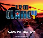 Czas patriotów Tom Clancy - audiobook mp3