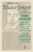 Kroniki królewskie William Shakespeare - ebook mobi, epub