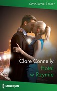 Hotel w Rzymie Clare Connelly - ebook epub, mobi