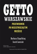 Getto warszawskie Barbara Engelking - ebook epub, mobi