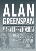 Mapa i terytorium Alan Greenspan - ebook mobi, epub
