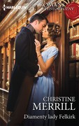 Diamenty lady Felkirk Christine Merrill - ebook mobi, epub