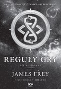 Endgame: Reguły Gry James Frey - ebook mobi, epub