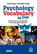 Psychology Vocabulary in Use. Język angielski – poziom B2–C1 Bronisław Treger - ebook mobi, epub