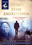 Stan zagrożenia Steve Berry - audiobook mp3