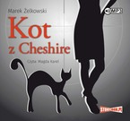 Kot z Cheshire Marek Żelkowski - audiobook mp3