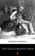 The Old Curiosity Shop Charles Dickens - ebook mobi, epub