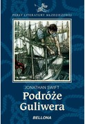 Podróże Guliwera Jonathan Swift - ebook epub, mobi