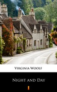 Night and Day Virginia Woolf - ebook epub, mobi
