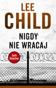 Nigdy nie wracaj Lee Child - ebook epub, mobi