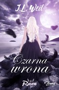 Czarna wrona J.L. Weil - ebook epub, mobi