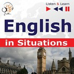 English in Situations Dorota Guzik - audiobook pdf, mp3