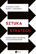 Sztuka strategii Barry J. Nalebuff - ebook epub, mobi