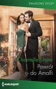 Powrót do Amalfi Chantelle Shaw - ebook mobi, epub