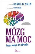 Mózg ma moc Tana Amen - ebook epub, mobi