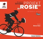"Projekt ""Rosie"" Graeme Simsion - audiobook mp3"
