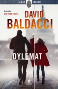 Dylemat David Baldacci - ebook mobi, epub