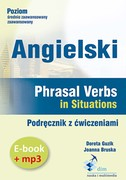 Angielski. Phrasal Verbs in Situations (PDF+mp3) Dorota Guzik - audiobook pdf, mp3
