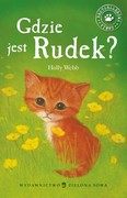 Gdzie jest Rudek? Holly Webb - ebook epub, mobi