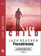 Poszukiwany Lee Child - audiobook mp3