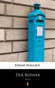 Der Redner Edgar Wallace - ebook epub, mobi