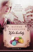 Kolor herbaty Hannah Tunnicliffe - ebook mobi, epub