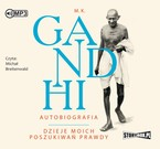 Autobiografia M. K. Gandhi - audiobook mp3