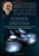 Kosmos Einsteina Michio Kaku - ebook epub, mobi