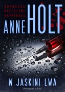 W jaskini lwa Anne Holt - ebook mobi, epub
