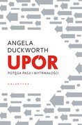 Upór Angela Duckworth - ebook mobi, epub