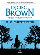 Ojciec Brown G. K. Chesterton - ebook mobi, epub
