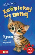 Tygrysek czeka na pomoc! Holly Webb - ebook epub, mobi