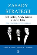 Zasady strategii David B. Yoffie - ebook mobi, epub