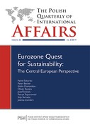 The Polish Quarterly of International Affairs 3/2014 - eprasa pdf