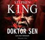 Doktor Sen Stephen King - audiobook mp3