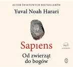 Sapiens Yuval Noah Harari - audiobook mp3