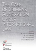 The Case Of Crimea's Annexation Under International Law - ebook pdf