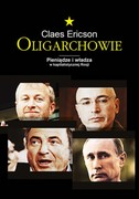 Oligarchowie Claes Ericson - ebook mobi, epub