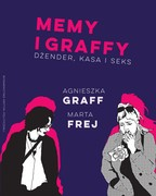Memy i graffy Agnieszka Graff - ebook epub, mobi
