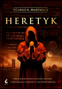Heretyk Carlo A. Martigli - ebook mobi, epub