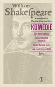 Komedie William Shakespeare - ebook mobi, epub