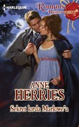 Sekret lorda Marlowe'a Anne Herries - ebook epub, mobi