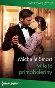 Miłość primabaleriny Michelle Smart - ebook mobi, epub