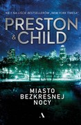 Miasto bezkresnej nocy Lincoln Child - ebook epub, mobi