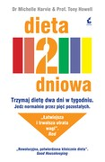 Dieta 2-dniowa Michelle Harvie - ebook epub, mobi