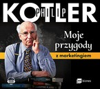 Moje przygody z marketingiem Philip Kotler - audiobook mp3