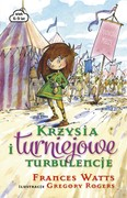 Krzysia i turniejowe turbulencje Frances Watts - ebook mobi, epub