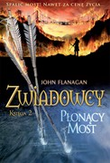 Płonący most John Flanagan - ebook epub, mobi