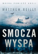 Smocza wyspa Matthew Reilly - ebook mobi, epub